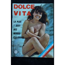 DOLCE VITA 2 SERGIO LEONE JARRETIERE BOND GIRL EROTIQUE