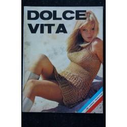 DOLCE VITA 9 ALFA 1750 ARMSTRONG VITTORIA SOLINAS VERA MATISC F. BUONGUSTO 1968