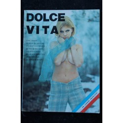 DOLCE VITA 09 N° 9 ALFA 1750 ARMSTRONG VITTORIA SOLINAS VERA MATISC F. BUONGUSTO 1968