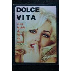 DOLCE VITA 16 MATRA EMILE ZATOPEK DANIELA CHODACOVA NUE VINTAGE CHARME SEXY 1969