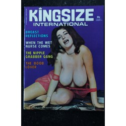 KINGSIZE International Vol. 1 N° 10 Breast reflections When the wet nurse comes The nipple grabber bang The boob lover