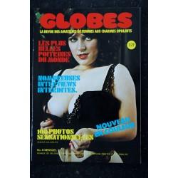 GLOBES 03 N° 3 ENCORE DES POITRINES SENSATIONELLES