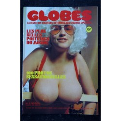 GLOBES 08 N° 8 SES TEXTES INEDITS SES PHOTOS COULEURS HORS-SERIE