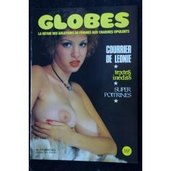 GLOBES 13 N° 13 TEXTES INEDITS PHOTOS POSTER LA SULTANE AUX SEINS NUS