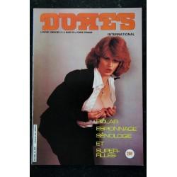 DOMES International 07 N° 7 LES NUITS VOLUPTUEUSES DE BANGKOK JULIETTE SABINE 1980