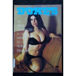 DOMES International 15 N° 15 ANNE-LAURE SIDONIE BRUNHILDE BETTINA Le roman le plus érotique de l'année 1980