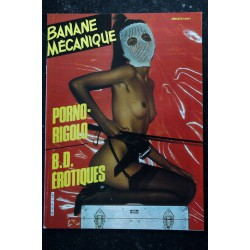 BANANE Mécanique 6 PICHARD CAVELL MERODACK LECLAIRE GALIX LUCQUES