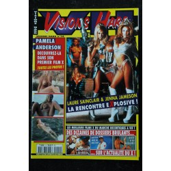 Visions Hard N° 13 TANIA RUSSOF VIVID ALKRYS HORUS JOHN LOVE NANOU BLUE ONE