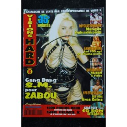 Visions Hard 02 N° 2 TRACY LORDS SEVENTEEN & DEBUTANTES GROS SEINS & AMATEURS