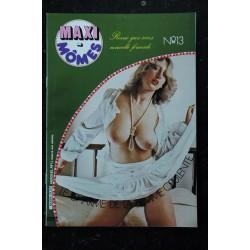 MAXI-MÔMES 12 TITTY l'amour, quelle poitrine !! Les gros seins conduisent ils au lesbianisme ???