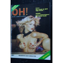 OH ! Hard Magazine Vol. 1 N° 12 MECHANTE FILLE ETUDE DE LANGUES DIANE Enchanteresse