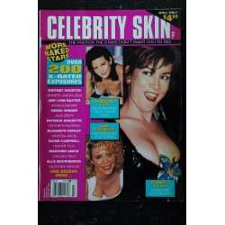 CELEBRITY SKIN 42 MADONNA JULIE STRAIN CAMERON DIAZ TRACI LORDS SHANNON TWEED