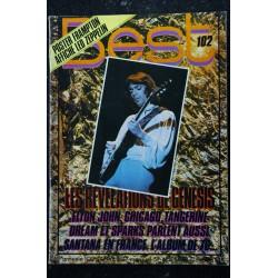 BEST 101 DECEMBRE 1976 AEROSMITH DYLAN TANGERINE DREAM FRAMPTON DR FEEL GOOD