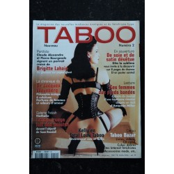 Taboo Illustrated 55 Tears for Cheers Torture Prison HUSTLER'S