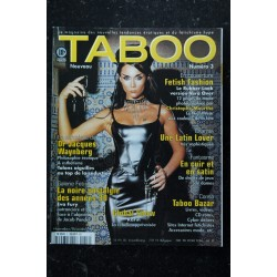 Taboo Nouveau N° 2 BRIGITTE LAHAIE KELLY DITA Dr Jacques WAYNBERG