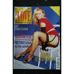 Leg Love Jambes de rêve 02 N° 2 STEPHANIE TANYA LANA LESLIE NIKOL MARTINA LANA ANGELICA