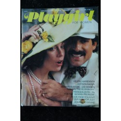Playgirl Vol. 1 N° 11 April 1974 ANAÏS NIN PETER LUPUS PAP SMEAR FLO KENNEDY