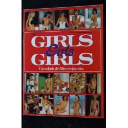 GIRLS GIRLS GIRLS 10 N° 10 Des dizaines de photos de filles ravissantes NUDE EROTIC