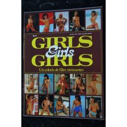 GIRLS GIRLS GIRLS 12 N° 12 Des dizaines de photos de filles ravissantes NUDE EROTIC
