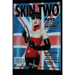 SKIN TWO Issue 20 FETISH NATION ! 20/20 VISIONS ! S.M. NUDE EROTIC