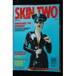 SKIN TWO Issue 22 CARRY ON PERVING Housk RANDALL Trevor WATSON S.M. NUDE EROTIC
