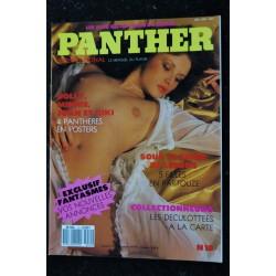 PANTHER International 09 N° 9 EXTASE : jeux de femme RANKO & CO une jap explosive FULVIA TERRY ROSA