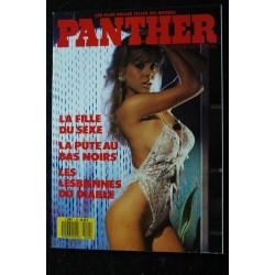 PANTHER International 39 N° 39 L'AMOUR A LA FRANCAISE 15 HOMMES PAR NUIT PAMELA ALICE