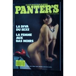 PANTHER International 01 N° 1 Adolescente en chaleur La chef du personnel est une pipeuse MYLENE PAULINE PAMELA