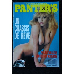 PANTER'S International 02 N° 2 L'AMOUR INCESTUEUX UN AMANT SUR MESURE NADIA ADELE