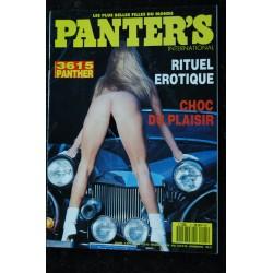 PANTER'S International 04 N° 4 DACTYLO SEXE VIERGE,PAS POUR LONGTEMPS LESBIENNES EN FOLIE MARTINE