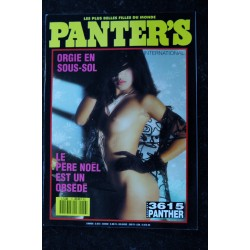 PANTER'S International 05 N° 5 RITUEL EROTIQUE CHOC DU PLAISIR LA FILLE DU PATRON JUSTINE