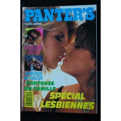 PANTER'S Hors-Série 1 SECRETS INTIMES DE PORNO STARS Les plaisirs pervers de Patricia