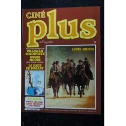 CINE Plus Magazine 3 Spécial Cannes Farrah FAWCETT-MAJORS Les filles de Madame Claude Carole LAURE
