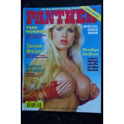 PANTHER International Hors-Série L 4531 06 N° 6 Kayla KIMBERLEE WENDY TRACI & SARENNA
