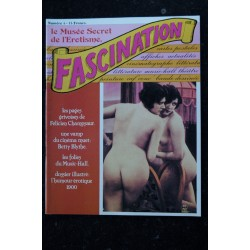 FASCINATION 4 FELICIEN CHAMPSAUR BETTY BLYTHE HUMOUR EROTIQUE 1900 ANTOINE BOREL