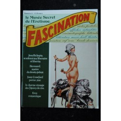 FASCINATION 6 EROS ROMANTIQUE JOAN CRAWFORD HEROUARD JEAN RICHEPIN MOANA SEXY