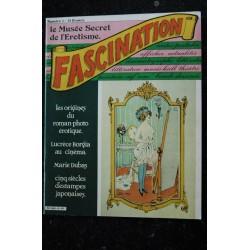FASCINATION 03 N° 3 Les folichonneries du cinéma 1930 vie sexuelle deWinston Churchill Mata-Hari Satan conduit le bal