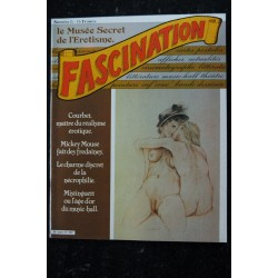 FASCINATION 10 N° 10 Octave Mirbeau libertinage anarchiste Granville Edy Lamarr Pierre Molinier
