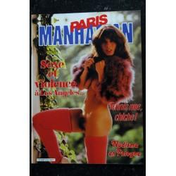 Paris Manhattan 30 N° 30 Toutes les Miss de l'été Miss Big Tits Haro sur les nudistes !