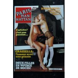 Paris Manhattan 48 GRAZIELLA HELL'S ANGELS Je le bats, il me bat et nous aimons ça !
