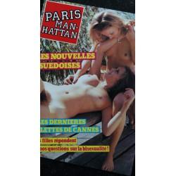Paris Manhattan 52 Tony Curtis Debee EROS Sado maso au Japon GRAZIELLA