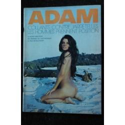 ADAM 48 ETE 1972 SERGIO LEONE COLLANTS SEXY FILLE DE PAUL KENNY ANNE LIBERT NUE