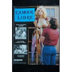 L'AMOUR LIBRE 23 Amours d'antan Les bas de soie noire Le narcissisme féminin 1982