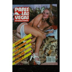 Paris Las Vegas n° 34 DORIS FLINT MONIKA Jean ROUGERON Le MAUNKBERRY'S
