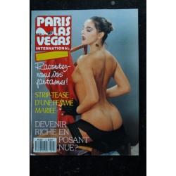 Paris Las Vegas International n° 12 RUSS MEYER Une femme heureuse et comblée Les fesses en feu... NADIA