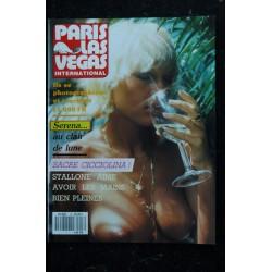 Paris Las Vegas International n° 17 La CICCIOLINA L'enfer rose DELPHINE INGRID CLAUDE VALERIE