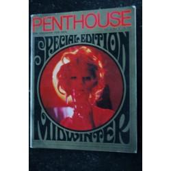 PENTHOUSE US 1966/10 Vol. 2 N° 2 Nudest Ladies in waiting Kenneth Tynan JOELLE CORRIO GUCCIONE