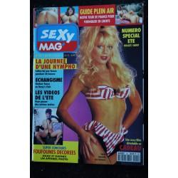 SEXY MAG' Hors-Série 17 N° 17 L'art du Cunnilingus RAVEN Chasey Lane P.J. Sparxx Isis NILE Mellon Man Béatrice Valle